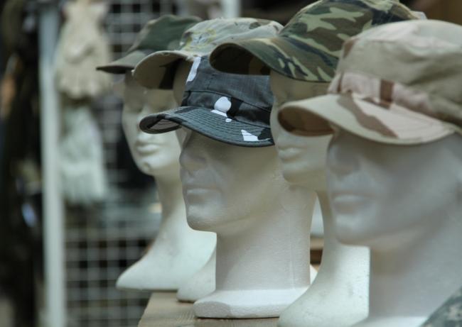 Matériels militaires